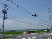 信号機工事